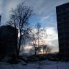 ул.Корнеевская (февраль 2011)