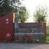Памятник погибшим воинам - Городок. День Победы - Вечная Память